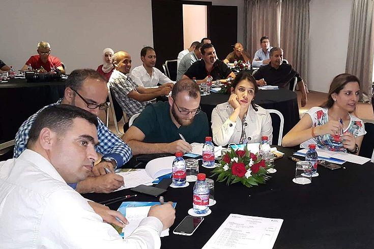 Practitioner from Jordan, Lebanon, Palestine, Morocco and Tunisia