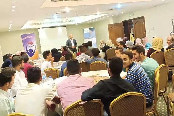 Workshop in Madaba