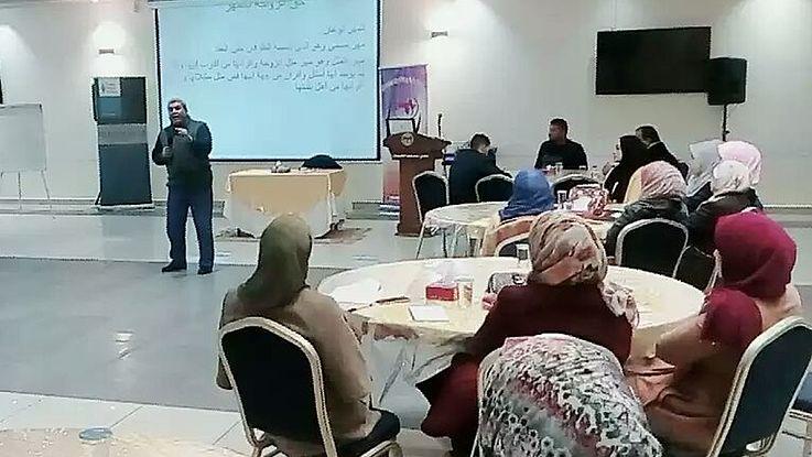 Dr. Akef Al Maaita about divorce law